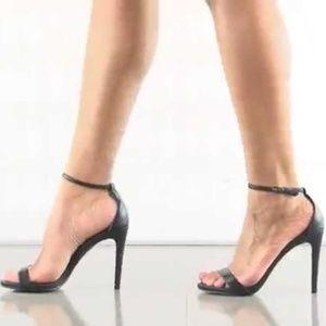 Steve Madden Stecy Heeled Ankle Strap Sandal SZ 7